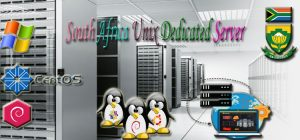South Africa Unix dedicated server