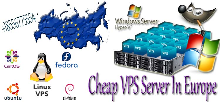 Cheap VPS Server In Europe