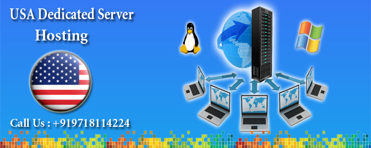 USA Dedicated Server Hosting
