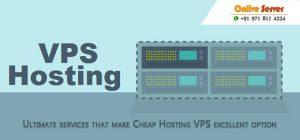 Cheapest VPS Server