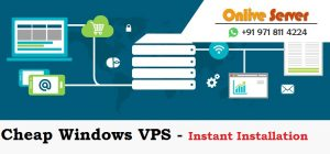 Windows VPS Server