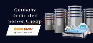 Germany Dedicated Server Cheap