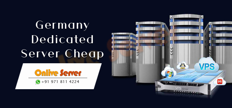 Germany Dedicated Server Cheap