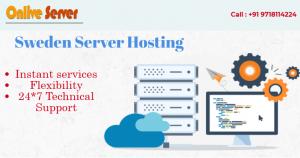 Sweden Server Hosting Image