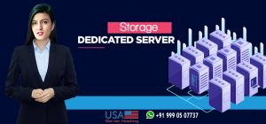 storage dedicated server
