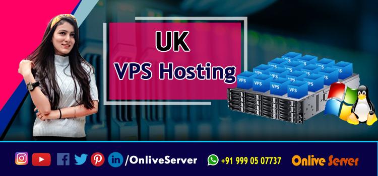 UK VPS Server Hosting Services