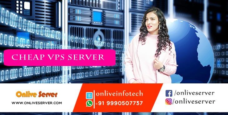 Cheap VPS Server